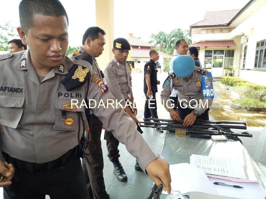 November Batas Penyerahan Senpi Rakitan di Pulpis, Kalau tidak...