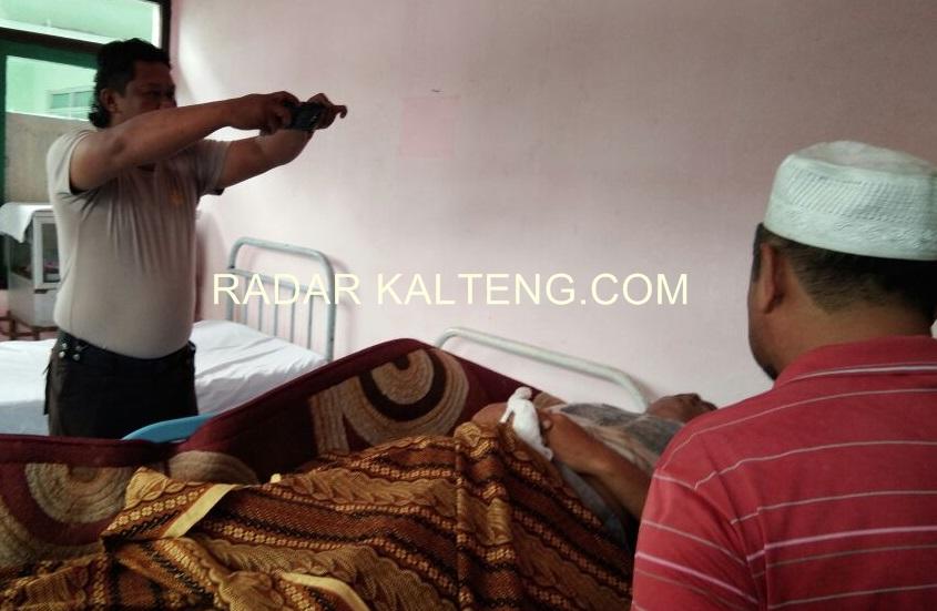 Geger! Mayat Karyawan Pasar Danau Mere Kapuas