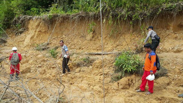 GEGER! Warga Temukan Jasad Mengapung di Pinggir Sungai