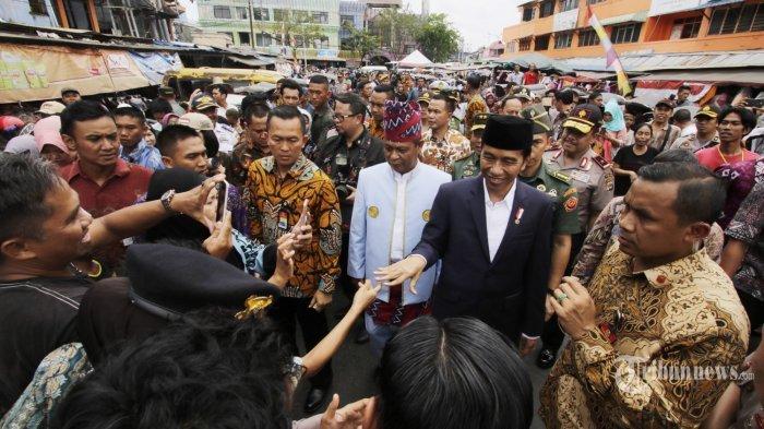 Gara-gara Pantun Mahasiswa UMB, Jokowi Batal Beri Pertanyaan, Terus Dapat Sepeda Nggak?