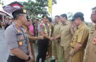 Kapolda Kalteng Kunjungan Kerja ke Polres Katingan