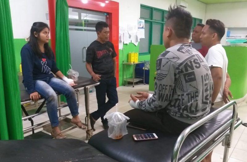 Pasangan ABG Diancam Parang, Korban dan Pelaku Sama-sama Terluka