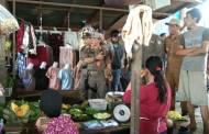 Deadline Tiga Hari, Pedagang Harus Kosongkan Pasar Pelita Hilir dan Pasar Hungan