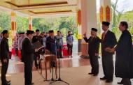Bupati Katingan Lantik Dua Pejabat Pimpinan Tinggi Pratama