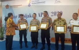 Polres Katingan Terima Penghargaan IKPA Terbaik Pertama dari KPPN