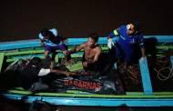 Mandi di Sungai Kahayan, Pelajar SMP Tewas Tenggelam