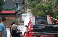 Sungai Barito Meluap, 13 Desa dan Dua Kelurahan di Kecamatan Murung Terendam