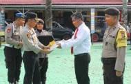 Sembilan Personel Berprestasi Diberikan Penghargaan
