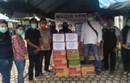 Ikatan Notaris Indonesia Serahkan Bantuan ke Posko Induk Satgas Covid-19