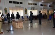 Bupati Kapuas Lantik Tiga Pejabat Pimpinan Tinggi Pratama dan Administrator