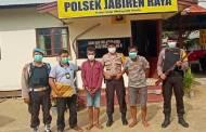 Dua Pencuri di Rumah Dinas Gereja Ditangkap Polisi