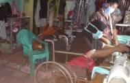 Berdayakan Penyandang Disabilitas, Dinsos Pesan 2.000 Lembar Masker