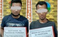 Hasil Pengembangan Narkoba, Polisi Ringkus Dua Rekan Rambo