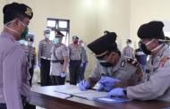 Jabatan Dua Kasat dan Enam Kapolsek di Kapuas Dirotasi