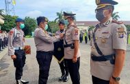 Kompol Rony Wijaya Resmi Jabat Wakapolres Pulpis