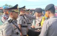 Jabatan Wakapolres, Kabag Ops dan Kasat Lantas Polres Seruyan Berganti