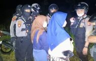 Diduga Pesta Miras Dalam Mobil, Dua Pria dan Tiga Wanita Diamankan Polisi