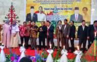 Keluara Besar DPRD Kapuas Gelar Ibadan dan Natal Bersama
