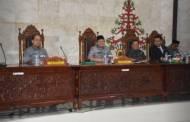 Tujuh Fraksi DPRD Setujui 11 Raperda