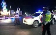 Antisipasi Kerumuman Massa, Polres Barsel Gelar Patroli Gabungan Subuh