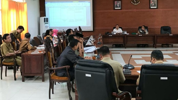 Jadwalkan Sejumlah Kegiatan, DPRD Kapuas Gelar Rapat Banmus
