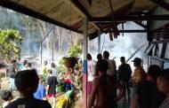 SDN 2 Asam Baru Terbakar, Tujuh Ruangan dan Rumah Dinas Jadi Arang