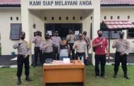 Diduga Pengedar Narkoba, Warga Katingan Kuala Sembunyikan 31,06 Gram Sabu
