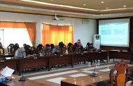Dinkes Sosialisasikan Pencegahan Virus Corona di Lingkungan DPRD