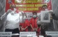 Gunakan Jaringan Seluler, Tahanan Lapas Kendalikan Peredaran Narkoba Antar Provinsi