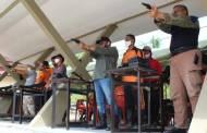 Meriahkan Hari Bhayangkara, Polres Sukamara Gelar Latihan Menembak