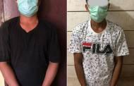 Masuk Rungan, Dua Terduga Pengedar Narkoba Asal Palangka Raya Ditangkap Polisi