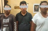 Bawa Sabu dari Kalbar ke Kobar, Tiga Pria Dicegat Polisi di Lamandau