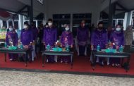 Momen Hari Jadi Sukamara, Budayakan Pola Hidup Baru dan Taati Protokol Kesehatan