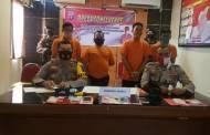 Polisi Tangkap Terduga Pengedar Sabu-sabu Wilayah Ampah