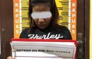 Bawa Sabu, Wanita Muda Ditangkap di Depan Komplek Makam
