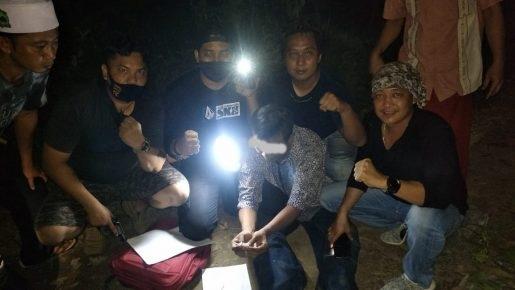 Parah, Oknum Kades Terjerat Narkoba, Polisi Sita Paketan Sabu