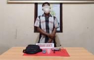 Simpan Dua Paket Sabu, Warga Kotim Ditangkap di Pulpis