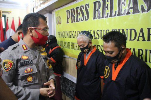 Polisi Amankan Lima Pelaku Sindikat Pemalsuan Surat Rapid Test Palsu