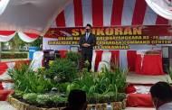 Puncak HUT Bhayangkara ke-74, Bupati Sukamara Ucapkan Rasa Syukur