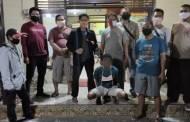 Tahanan Kabur, Setelah 18 Hari Berhasil Diamankan