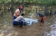 Heboh, Warga Temukan Mayat Tanpa Kepala di Teluk Bogam