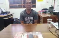 Buruh Diduga Edarkan Narkoba, Polisi Temukan Enam Paket Sabu