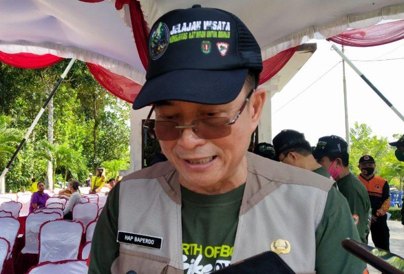 Ada Tiga Etape, Ini Rute Jelajah Wisata Konservasi Katingan untuk Borneo