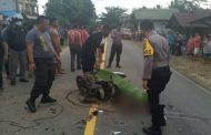 Kecelakaan di Jalan Ampah-Muara Teweh, Satu Pengendara Meninggal Dunia