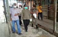 Ratusan Masyarakat Kelurahan Muara Laung I Jalani Rapid Tes Massal