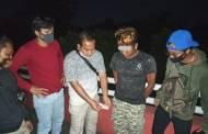 Ditangkap di Depan Komplek Kuburan, Pemuda Ini Bawa Satu Paket Sabu