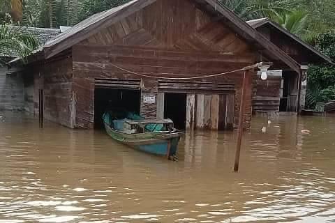 Pemkab Diminta Segera Beri Bantuan Korban Banjir