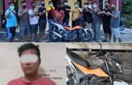Curi Sepeda Motor, Pemuda Desa Bawan Ditangkap Polisi