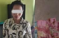 Jual Kupu di Sei Gawing, Ibu Muda Diciduk Satreskrim Polres Kapuas