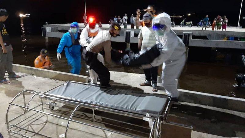 Mulut Keluarkan Busa, Nelayan Meninggal Dalam Kapal